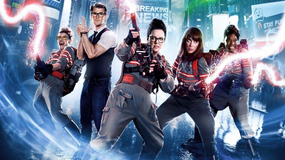 HD - Ghostbusters: Anteprima del Trailer