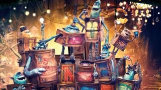 Boxtrolls - le Scatole Magiche:  Full Trailer Italiano