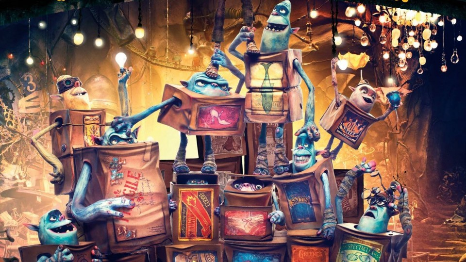 HD - Boxtrolls - Le Scatole Magiche: Full Trailer