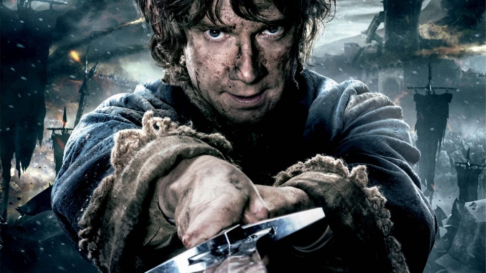 HD - Lo Hobbit - La Battaglia delle Cinque Armate: Spot TV - 1