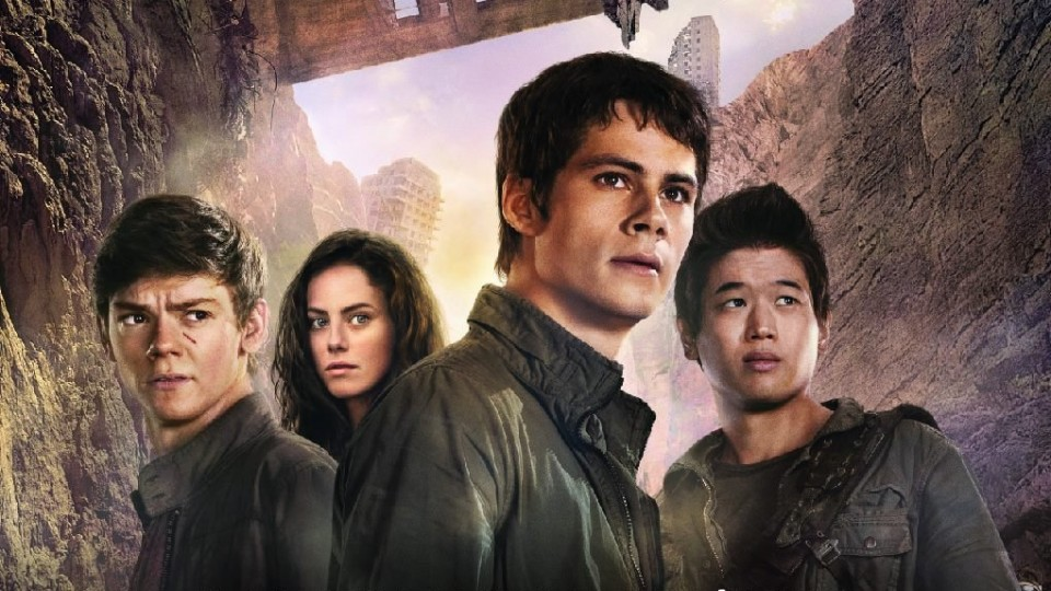 HD - Maze Runner - La Fuga: Primo Trailer Italiano