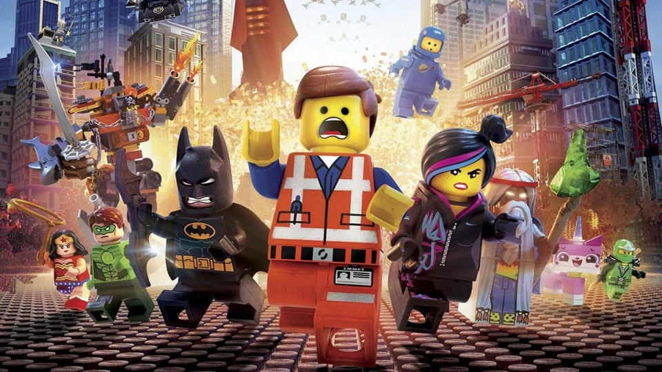 HD - The Lego Movie: Teaser Trailer Italiano