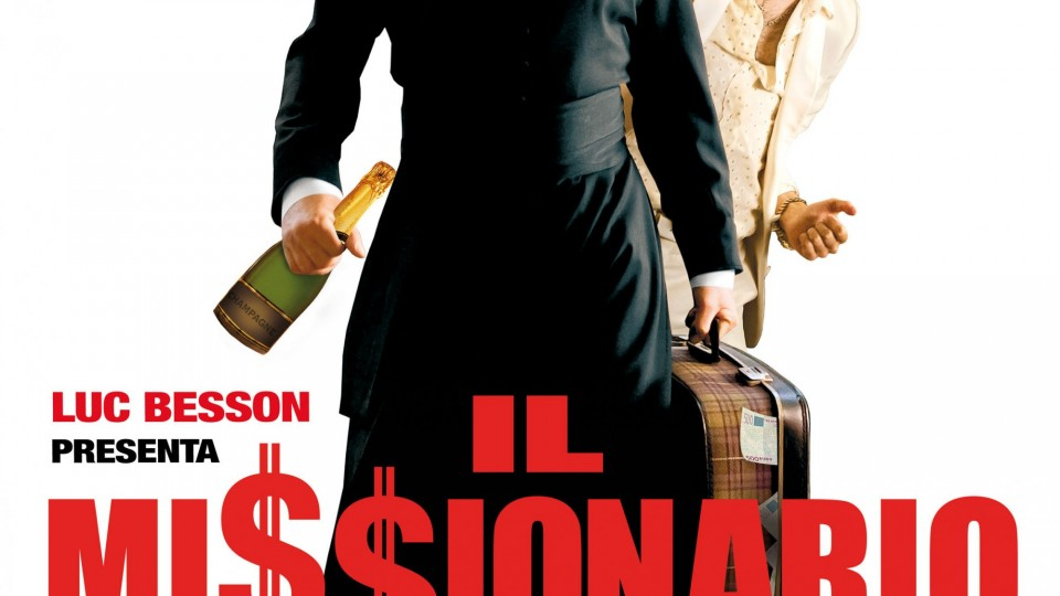 HD - Il Missionario: Spot TV #1 (ITALIANO)