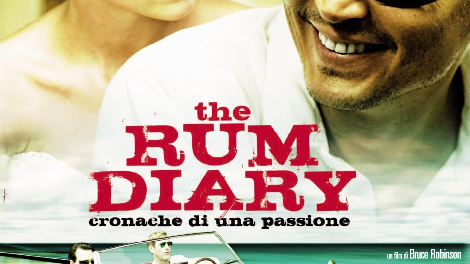 The Rum Diary: Primo Trailer