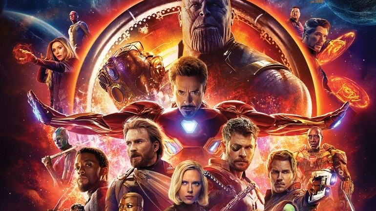 HD - Avengers - Infinity War: Spot TV Italiano del Super Bowl