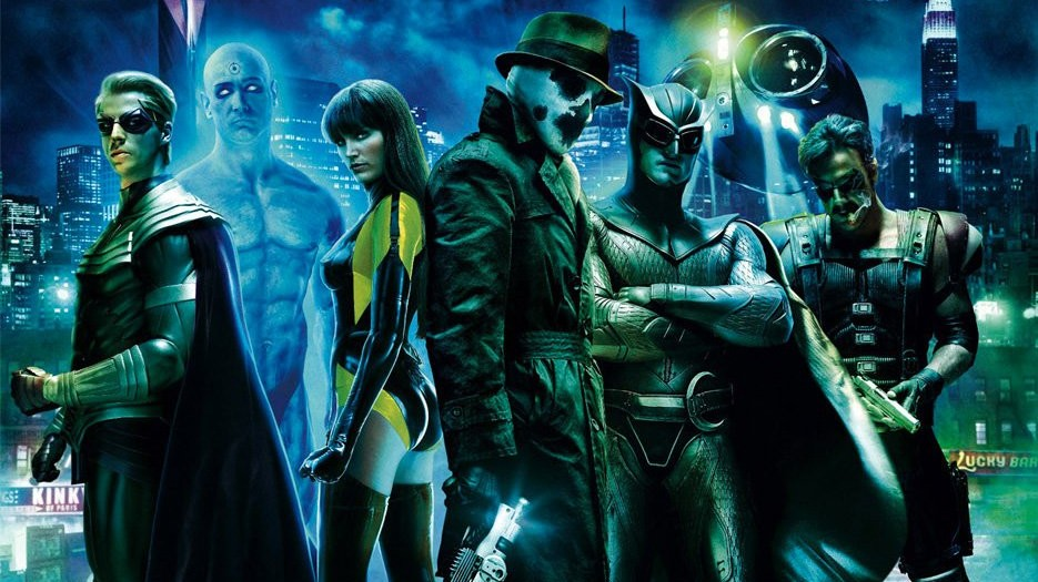 HD - Watchmen: Secondo Trailer Italiano