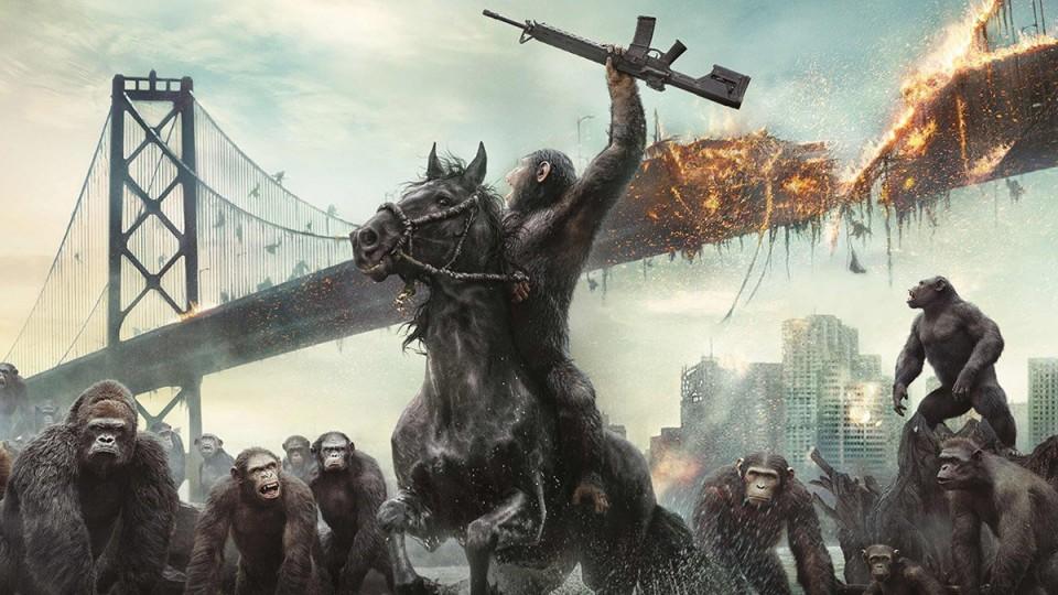 HD - Apes Revolution - Il Pianeta delle Scimmie: Spot TV - 5