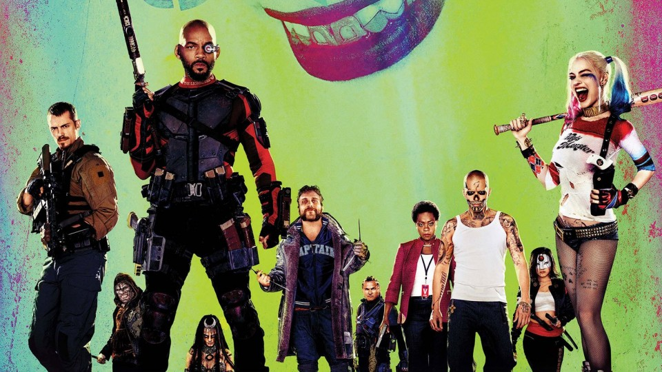 HD - Suicide Squad: Full Trailer Italiano (Blitz Trailer)