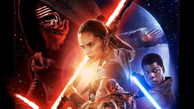HD - Star Wars - Il Risveglio della Forza: Spot Tv Esteso in Italiano - 3