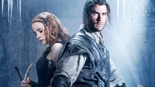 HD - Il Cacciatore e la Regina di Ghiaccio: Primo Trailer