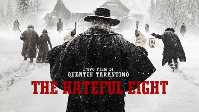HD - The Hateful Eight: Teaser Trailer