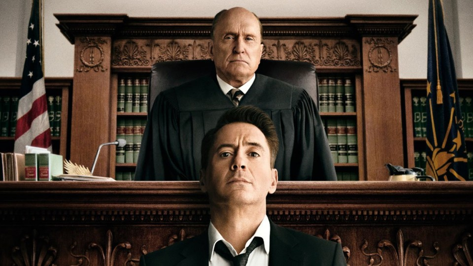 The Judge:  Trailer Italiano