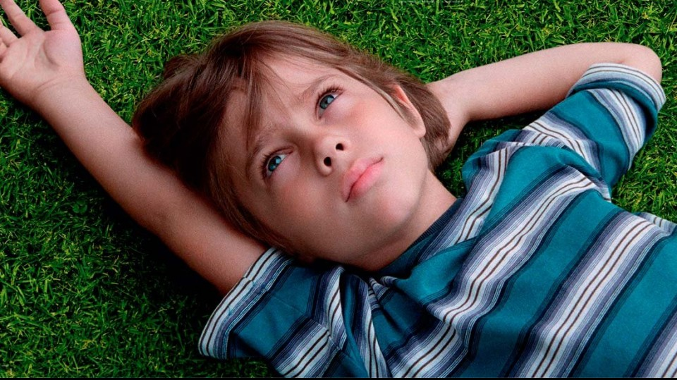 Boyhood:  Trailer Italiano