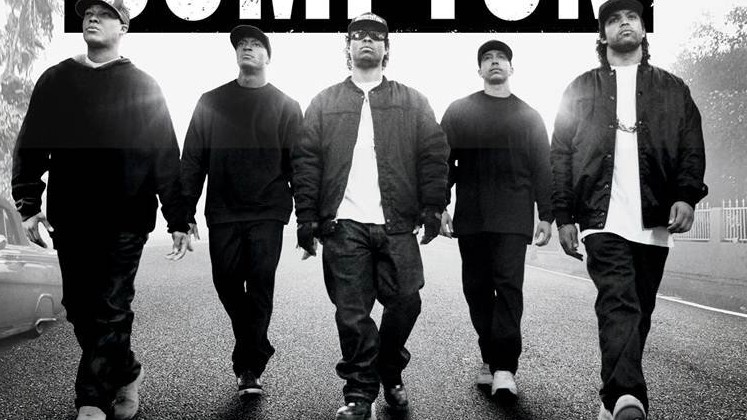 HD - Straight Outta Compton: Trailer Italiano