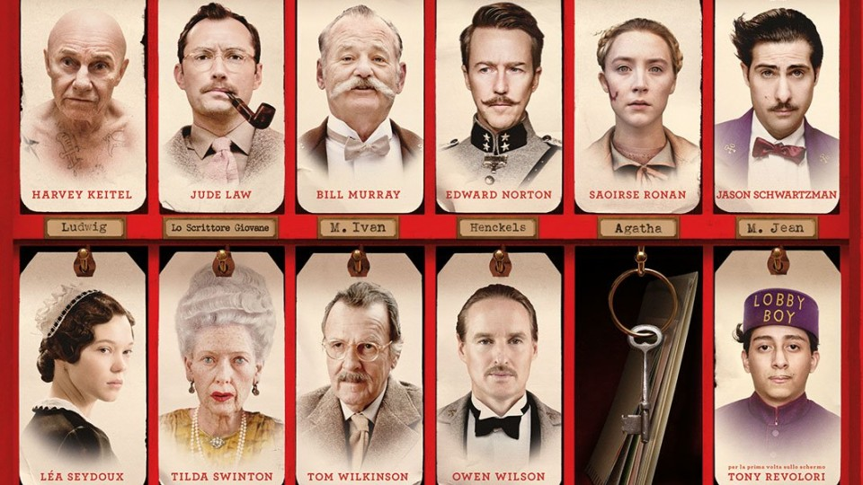 HD - Grand Budapest Hotel: Trailer Italiano