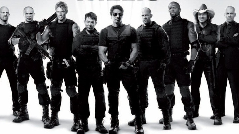 I Mercenari - The Expendables: Spot TV - A