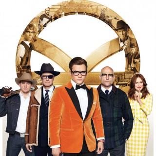 HD - Kingsman - Il Cerchio d'Oro: Trailer Italiano
