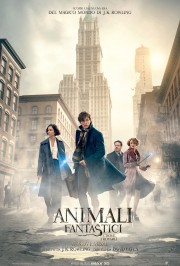 Animali Fantastici e Dove Trovarli:  Comic-Con Trailer Italiano