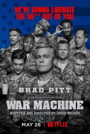 War Machine:  Teaser Trailer Italiano